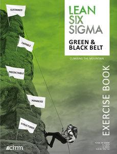 Lean Six Sigma Green & Black Belt Exercise (English)
