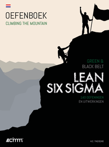 Lean Six Sigma GB & BB Oefenboek