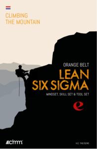 Lean Six Sigma Orange Belt Digital Book (Dutch)