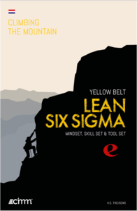 Lean Six Sigma Yellow Belt Digital Book (Dutch)